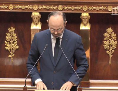 """DIRECT. Immigration : le Premier ministre Edouard Philippe évoque """"des dérives communautaires"""" en France"""
