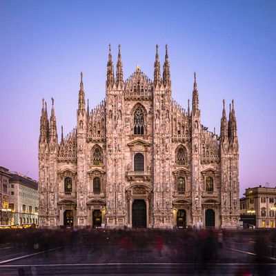 Cathedral Architecture -Italy Milan
