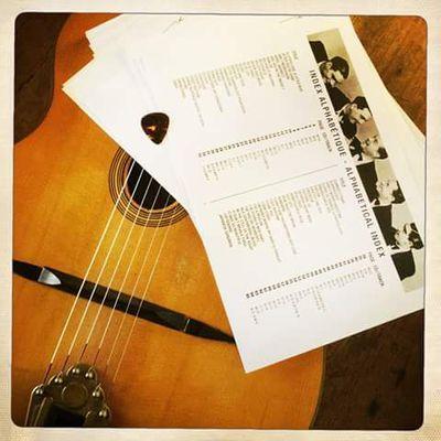 Et si je fabriquais ma guitare...