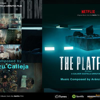 The Platform (El Hoyo) (Original Motion Picture Soundtrack) Music composed by Aránzazu Calleja