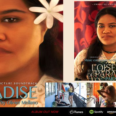 L'OISEAU DE PARADIS (Original Motion Picture Soundtrack)