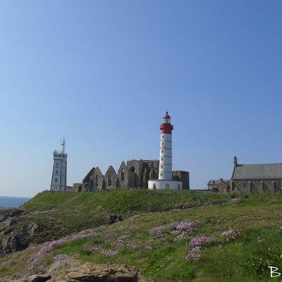 Le phare de la pointe St-Mathieu..
