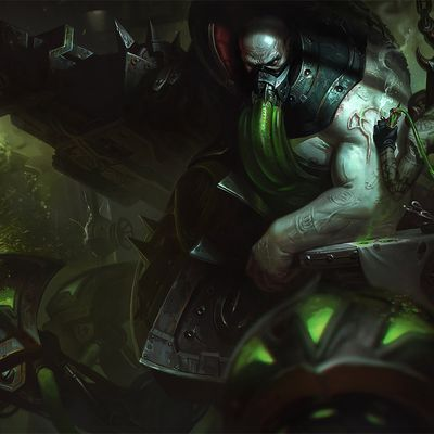 Urgot, the Dreadnought (Victor Maury)