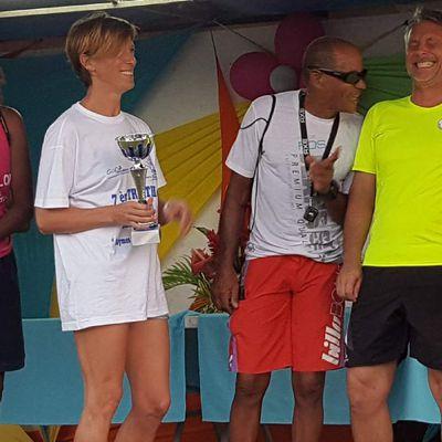 Triathlon  Abymes 2017