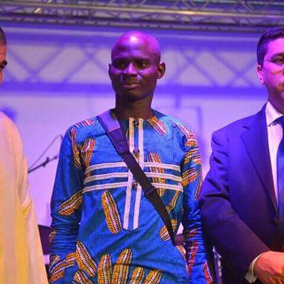 ESAIE  ADEOSSI  au sujet de sa participation au Festival WOMAAF DE TANGER : Ma participation n' est  que la volonté manifeste  d'une africaine passionnée des arts
