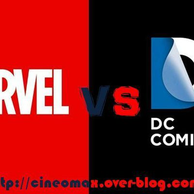 VERSUS #7 : Marvel VS DC Comics (4 Premiers films)