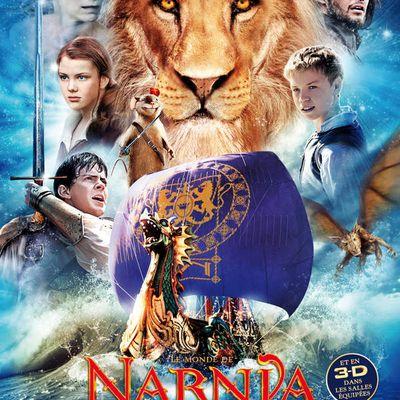 Le Monde de Narnia : L'Odyssée du Passeur d'Aurore (2010)