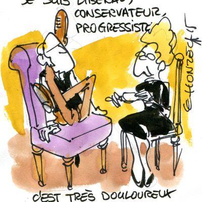 Progressistes/Conservateurs vs Gauche/Droite de quoi est-ce signe ?