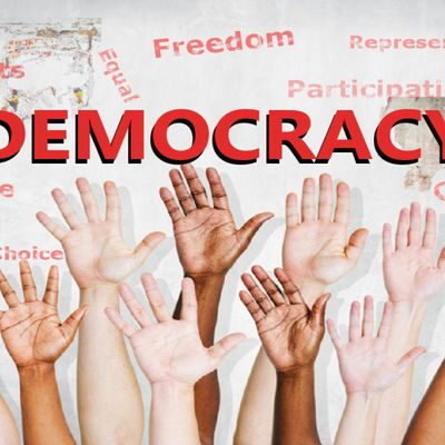 CAN A MERE ARBITRARY APPOINTMENT THAT ARBITRARILY DISPENSES WITH THE RULE OF LAW AND CITIZENS CONSTITUTIONALLY ENTRENCHED DEMOCRATIC ELECTORAL MANDATE BE VALID AND CONSTITUTIONAL?