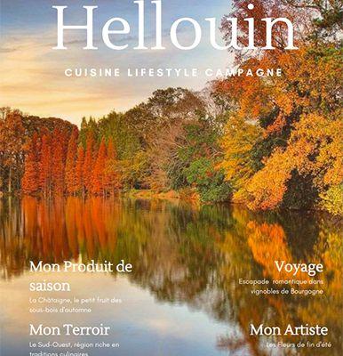 Hellouin Magazine Automne 2017