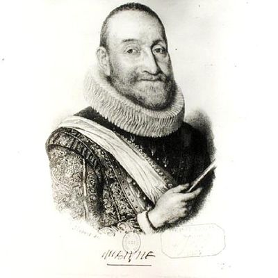 Auteur : Agrippa d'Aubigné