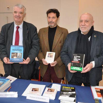 Les Ecrivains Combattants - 89° Après-midi du Livre au lycée Victor Duruy Paris 7° (Hommage à Alain Bosquet)