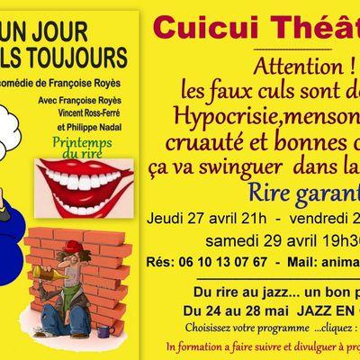 Villefranche Laur. • 27 et 28 et 29/04/17