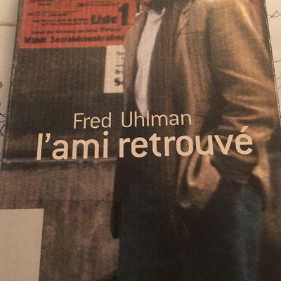 L'ami retrouvé -- Fred Uhlman