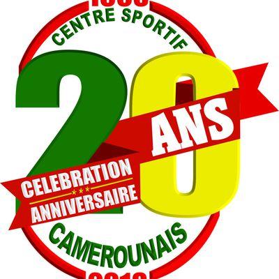 1998-2018 : Le Centre Sportif Camerounais souffle sur sa 20ème bougie.