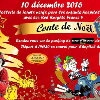 Toy Run Red Knights France Chapter 4
