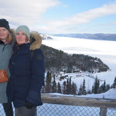 Saguenay, elle est fjord celle-là
