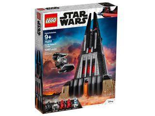Lego star wars la forteresse de Vador