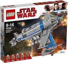 Lego star wars Bombardier de la résistance