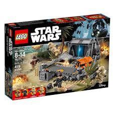 Lego star wars la base de scarif