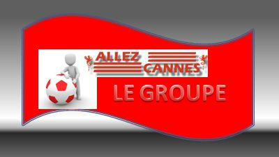 AS Cannes - ST Rémy : Le groupe