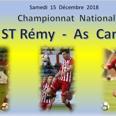 National 3 : As St Rémy - As Cannes