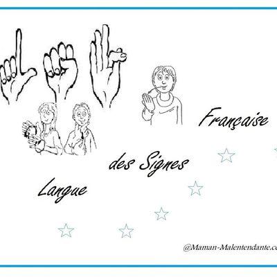LSF : Emotions et ressentis 2nde partie.