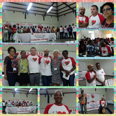 Cloture du IXème Congrès Fédéral de la FSAS-CGTG : Combattre sans relâche tous les reculs sociaux !