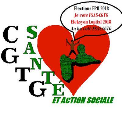 Elections professionnelles de la FPH 2018 (IV) : Rejoignez la FSAS-CGTG