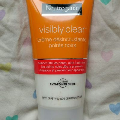 Neutrogena, Visibly Clear, Désincrustant point noir