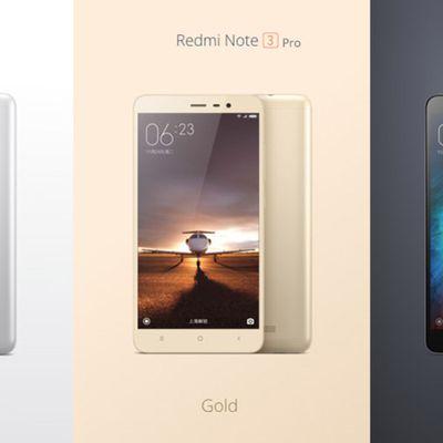 XIAOMI Redmi Note 3 Pro 16GB 4G Phablet - €125.80