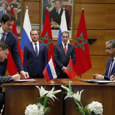 Maroc - Russie ou l'accord matriochka
