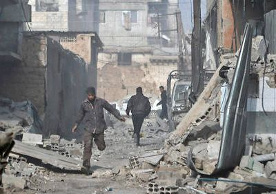 LE POINT - « Syrie : Le moment opportun »