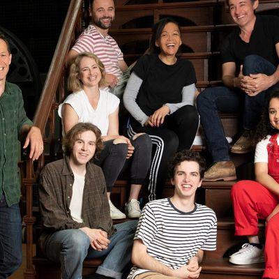 Rencontre avec la troupe de théâtre australienne de l'Enfant Maudit.
