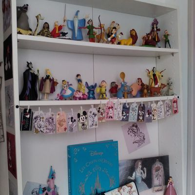Ma collection Disney!