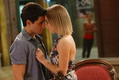 Riley et James se sépare ! (The next Step Saison 4)