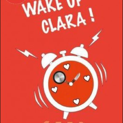*WAKE UP CLARA!* Virginie Martin Trutet* Publishroom* par Carole Emery*