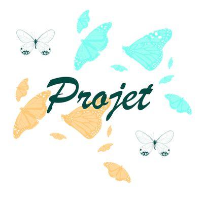 Dans quelques semaines un beau projet deviendra papillons ;-)
