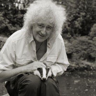 Brian May, guitariste de Queen, agit pour la sauvegarde des animaux