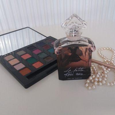 """Mon parfum pétillant et audacieux """" La petite robe noire """" de Guerlain - OÎA PARFUM"""