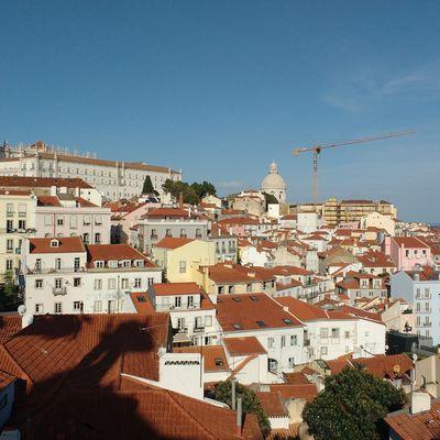 Le quartier ALFAMA - Lisbonne