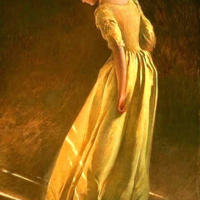 John White Alexander (1856-1915) -peintre