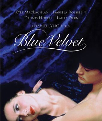 David Lynch (né en 1946) -cinéste (Blue Velvet -1986)