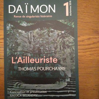 Daïmon - Revue de singularités littéraires.
