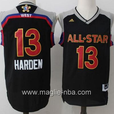 Canotte nba All Star Game 2017 West James Harden