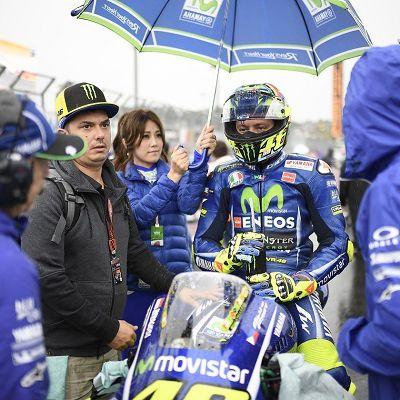 Valentino Rossi « Je ne sais pas quelle est la solution, parce que je ne connais pas le problème »