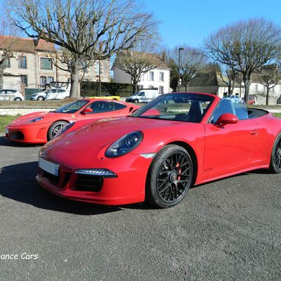 Red Cab by Carrera