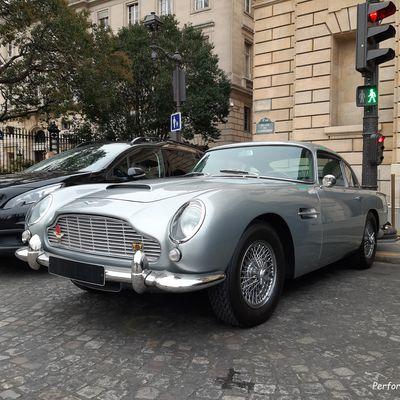 James Bond sur Paname