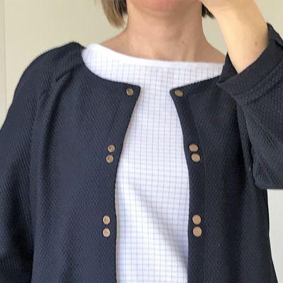 Inspiration Cezembre et blouse d'écolier
