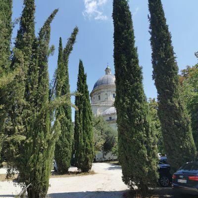 Vendredi 7 août : Todi, Orvieto et Civita di Bagnoregio
